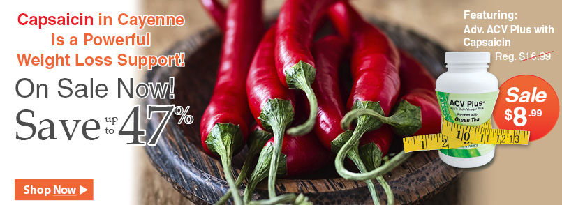 Shop Our Best Prices on products with capsaicin