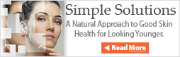 A Natural Approach to Good Skin Health for Looking Younger